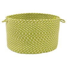 Montego Utility Basket in Lime Twist