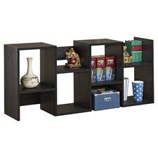 Celeste Bookcase in Black