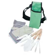 Ruff & Ready 5 Piece Garden Tool Set