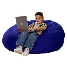 Cocoon Jr Bean Bag Lounger in Blueberry