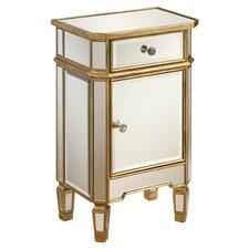 Lillian Cabinet in Gold