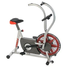 Airgometer Exercise Bike in Silver