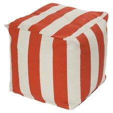 Beanbag Cube in Orange