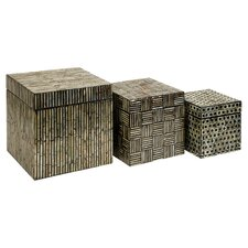 Jacobs 3 Piece Mother of Pearl Box Set