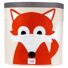 Fox Storage Bin in Natural
