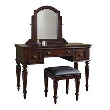 Lafayette Vanity Set in Cherry
