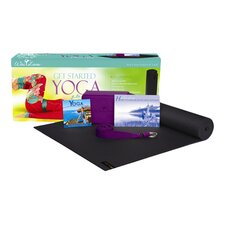 Get Started 4 Piece Yoga Kit