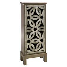 Lorella Mirrored Cabinet