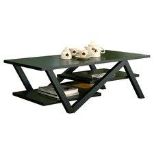 Caleb Coffee Table in Matte Black