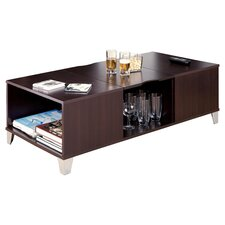 Brooklyn Coffee Table in Rich Espresso