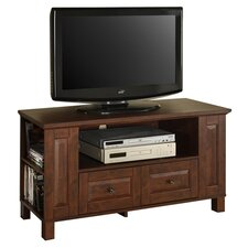 """Lincoln 44"""" TV Stand in Brown"""
