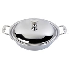 All-Clad 2-Quart Stainless Steel Casserole Dish