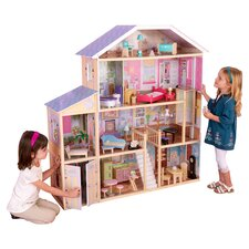 Majestic Mansion Dollhouse Set