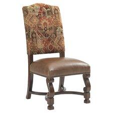 Aspen Side Chair in Brown