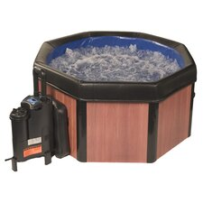 5 Person Portable Spa in Tan