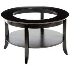 Genova Coffee Table in Dark Espresso