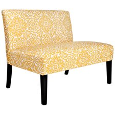 Bradstreet Loveseat in Yellow