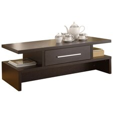 Lark Coffee Table in Matte Coffee Bean
