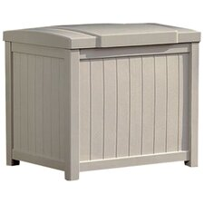Deck Storage Box in Light Taupe