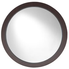 Newbury Vanity Mirror in Red Cocoa