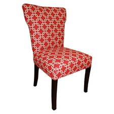 Bella Chair in Red