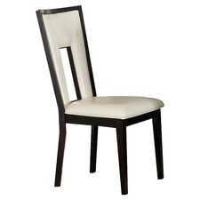 Delano Parsons Chair in White