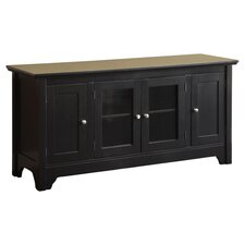 "53"" TV Stand in Black"
