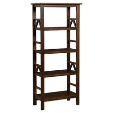Titian Bookcase in Antique Tobacco