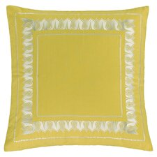 Jaipur Euro Sham in Yellow