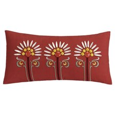Jaipur Oblong Pillow in Red