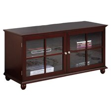 "Peublo 42"" TV Stand in Dark Cherry"