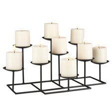 Emmett Candelabra in Black