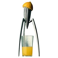 Philippe Starck Citrus Squeezer in Silver