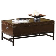 Southport Storage Coffee Table in Espresso