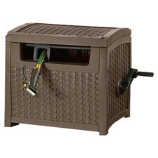Cooperton Hose Reel in Brown