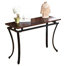 Gurley Console Table in Espresso