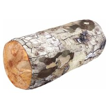 Kikkerland Log Head Rest Pillow in Platanus