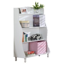 Emily Bookcase in White