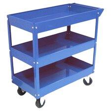 Longwood Tool Cart in Blue