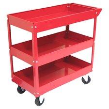 Longwood Tool Cart in Red