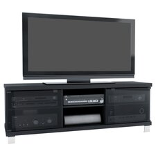 "Holland 59"" TV Stand in Midnight Black"