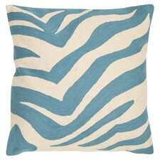 Joseph Throw Pillow Cover in Blue