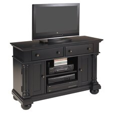 "St. Croix 44"" TV Stand in Black"