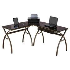 Exeter Computer Desk in Espresso
