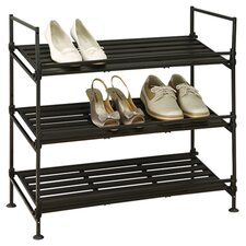 Shoe Rack in Black