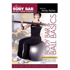 Body Bar & Ball Basics DVD