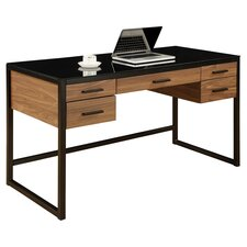 Eldridge Computer Desk in Black