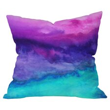 Jacqueline Maldonado Throw Pillow in Purple