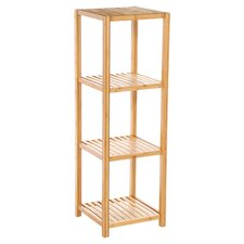 Bamboo Bookshelf in Natural