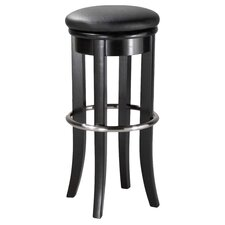 "30"" Barstool in Black"